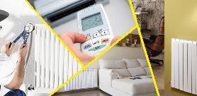 Presupuestos Calefacción gratis online