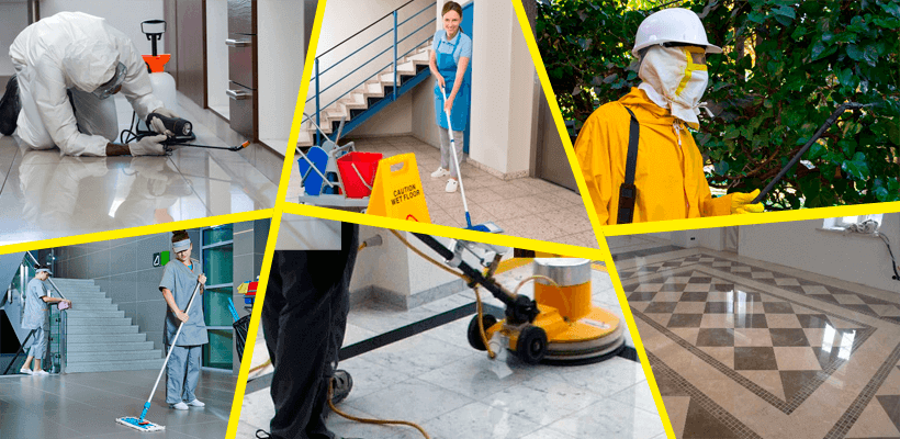 Presupuesto Limpieza y Mantenimiento en Ciudad Real needbudget